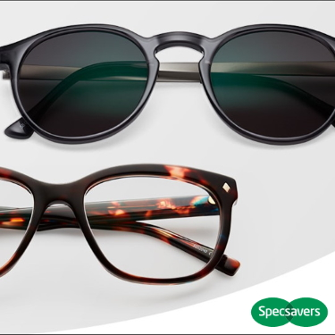 Bupa members get $50 off lens available at Specsavers